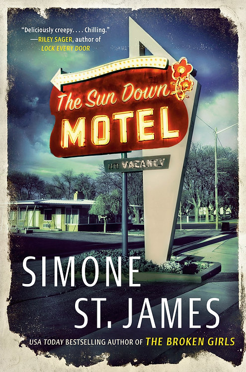 The Sun Down Motel (Paperback) by Simone St. James