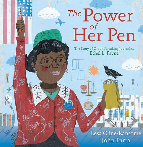 The Power of Her Pen By Lesa Cline-Ransome
