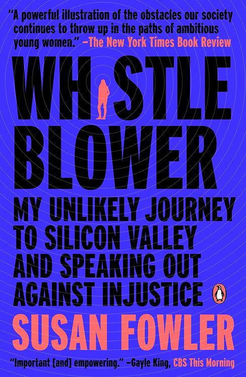 Whistleblower by Susan Fowler