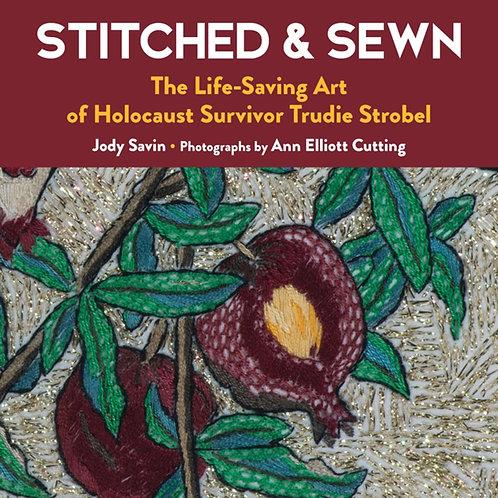 Stitched & Sewn by Jody Savin, Ann Elliott Cutting, Michael Berenbaum