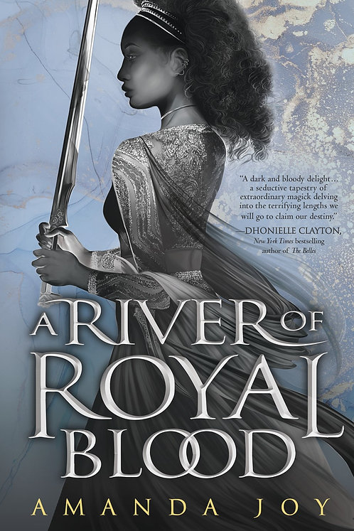 A River of Royal Blood by Amanda Joy