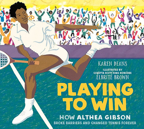 Playing to Win by Karen Deans, Elbrite Brown