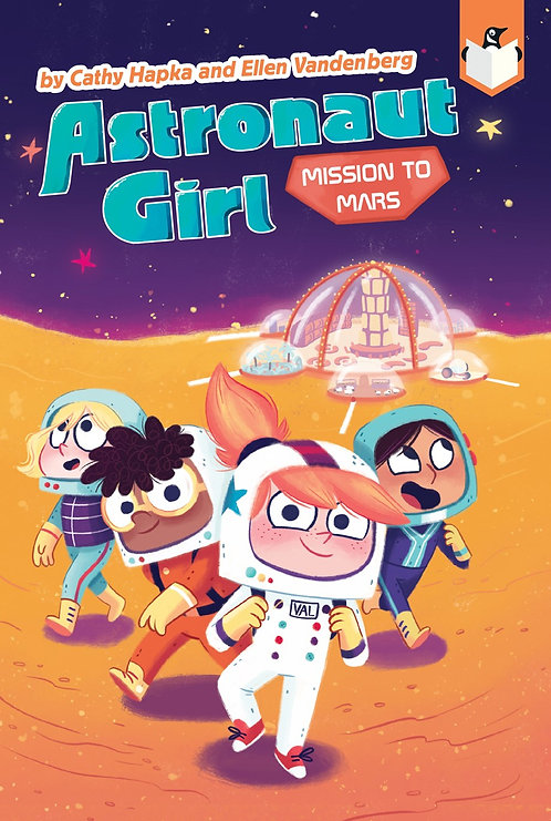 Astronaut Girl: Mission to Mars #4