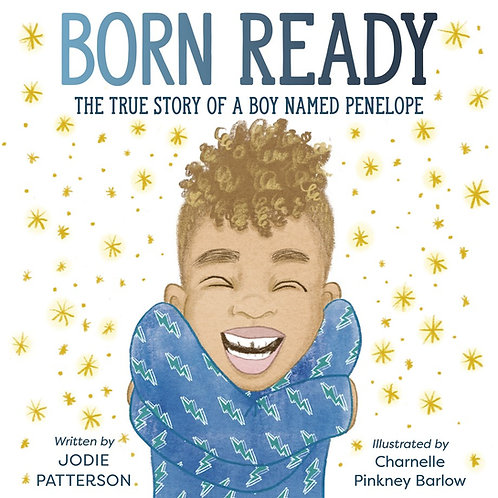 Born Ready by Jodie Patterson, Charnelle Pinkney Barlow