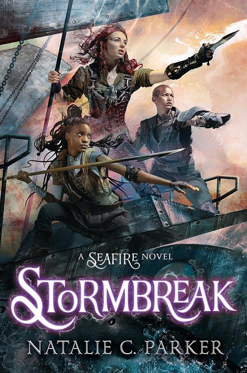 Stormbreak (Book #3) by Natalie C. Parker