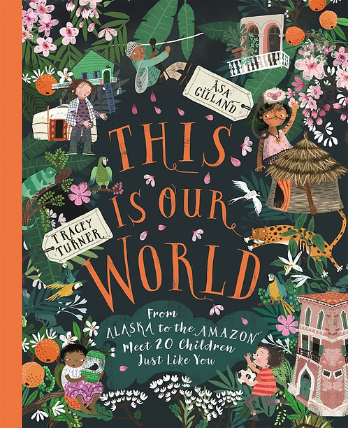 This Is Our World by Tracey Turner