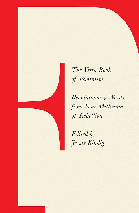The Verso Book of Feminism by Jessie Kindig