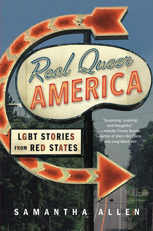 Real Queer America By Samantha Allen (Hardcover)