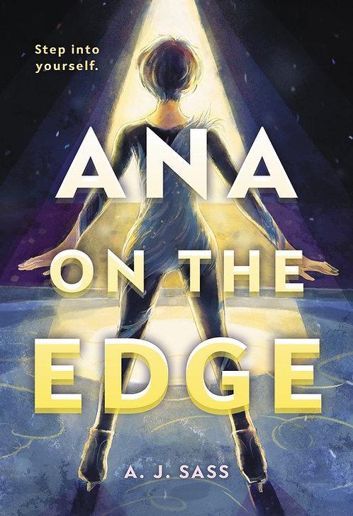 Ana on the Edge by A.J. Sass