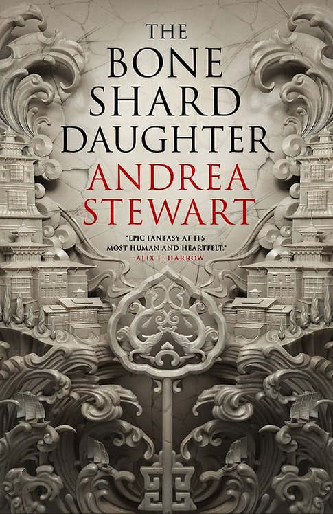 The Bone Shard Daughter by Andrea Steward