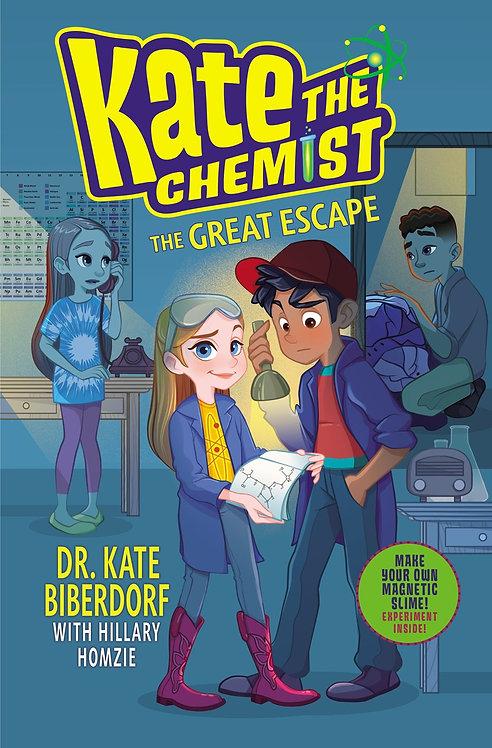 The Great Escape (Book #2) by Kate Biberdorf