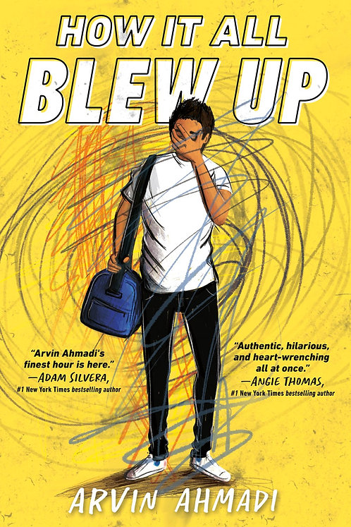 (Paperback) How It All Blew Up by Arvin Ahmadi
