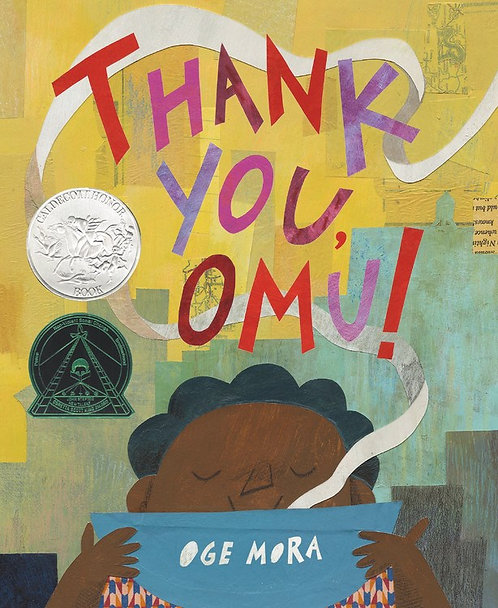 Thank You, Omu! by Oge Mora
