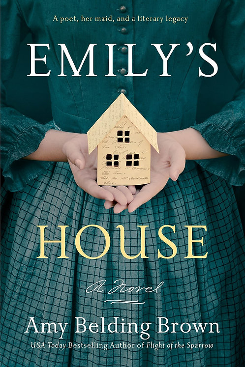 Emily's House by Amy Belding Brown