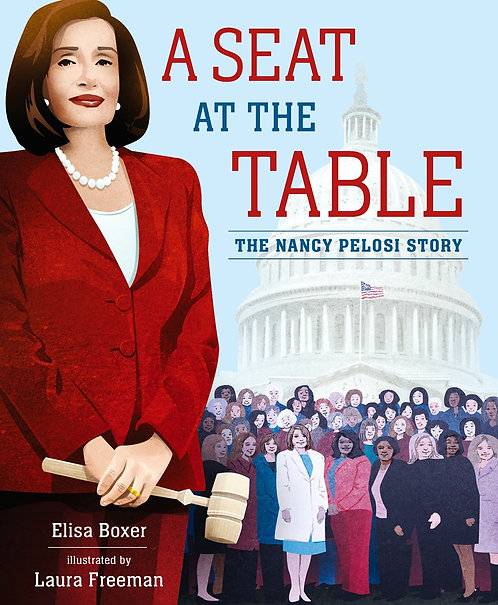 A Seat at the Table by Elisa Boxer, Laura Freeman