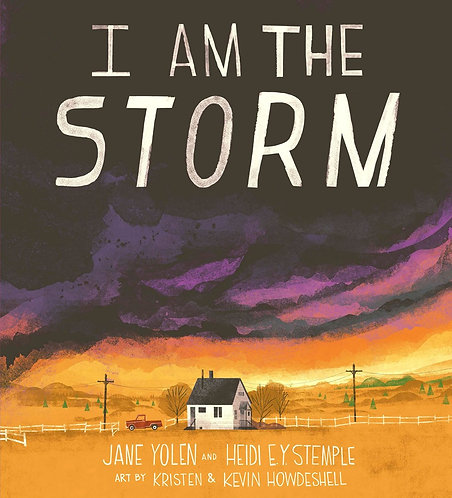 I Am the Storm by Jane Yolen, Heidi E. Y. Stemple