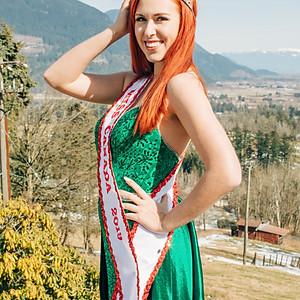 Miss Canada - Christine Jamieson
