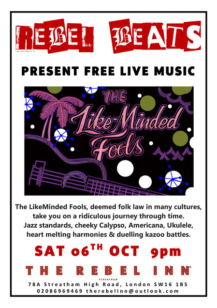 Free Live Music!