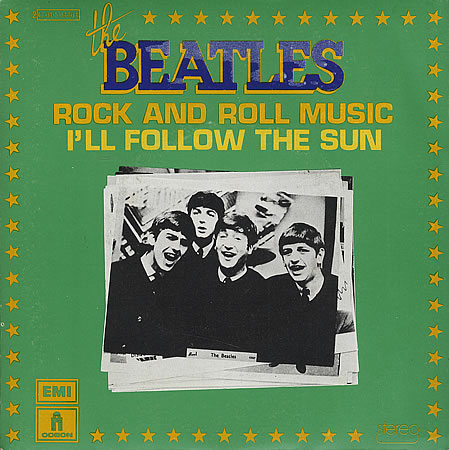 Beatles Série 36x45t