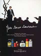 YSL  Parfums 1984