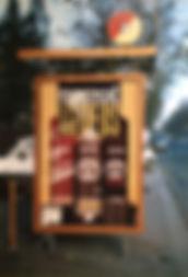 Fabergé - Déodorants Abribus JC Decaux