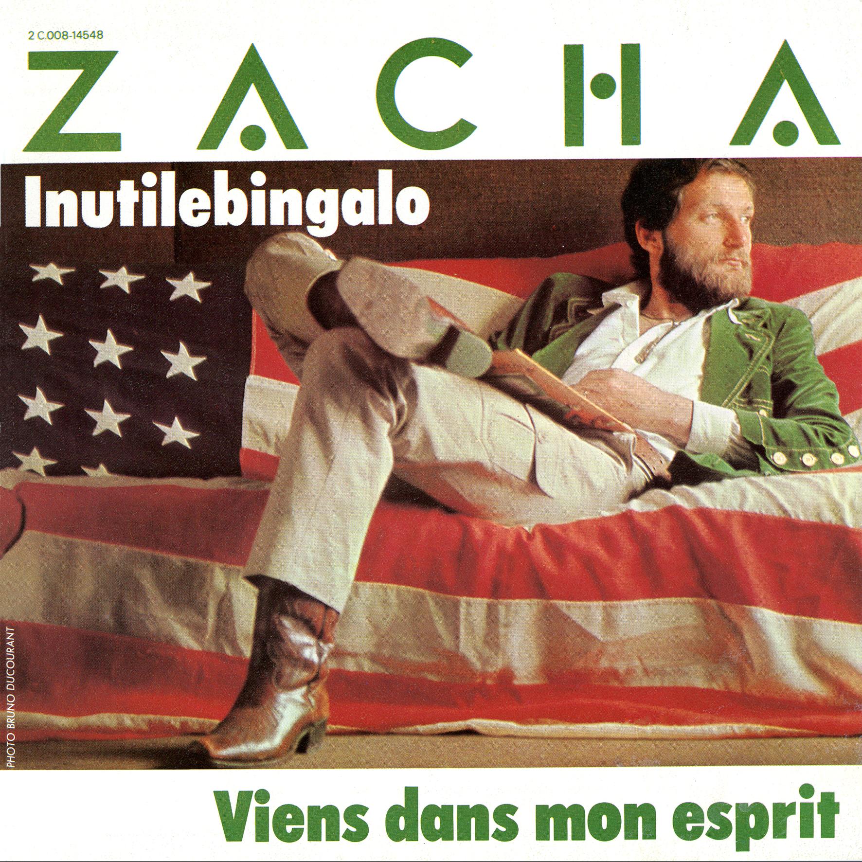 MICHEL ZACHA