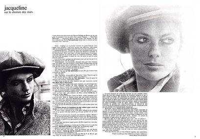 HAD International n°18 - 1973 • Jacqueline Bisset