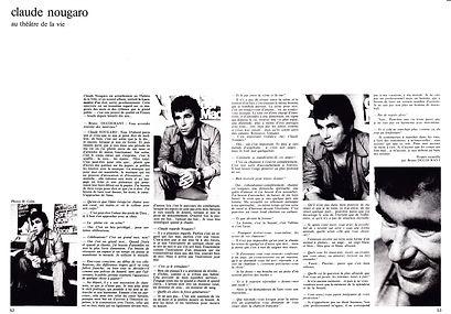 HAD International n°18 - 1973 • Claude Nougaro