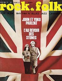 Lennon, Yoko Ono, Stones