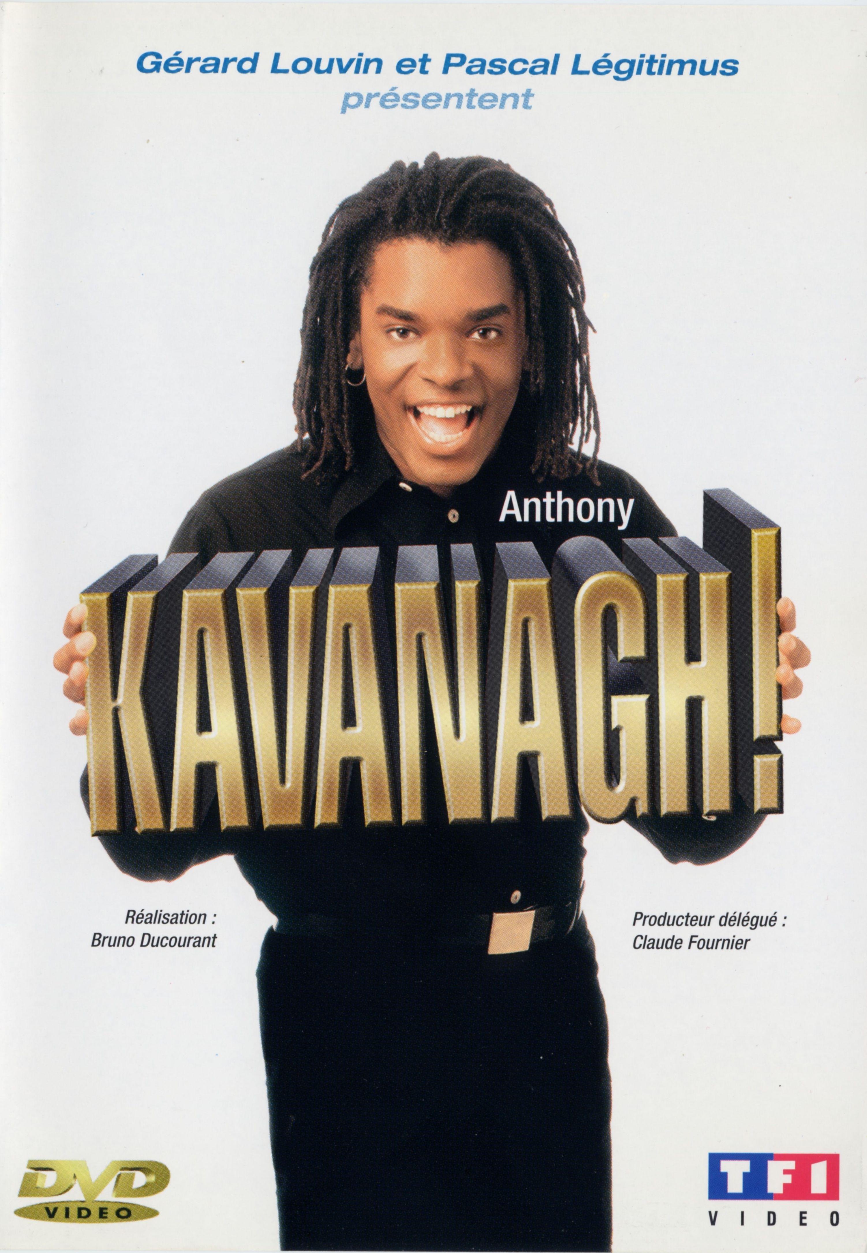 Anthony Kavanagh