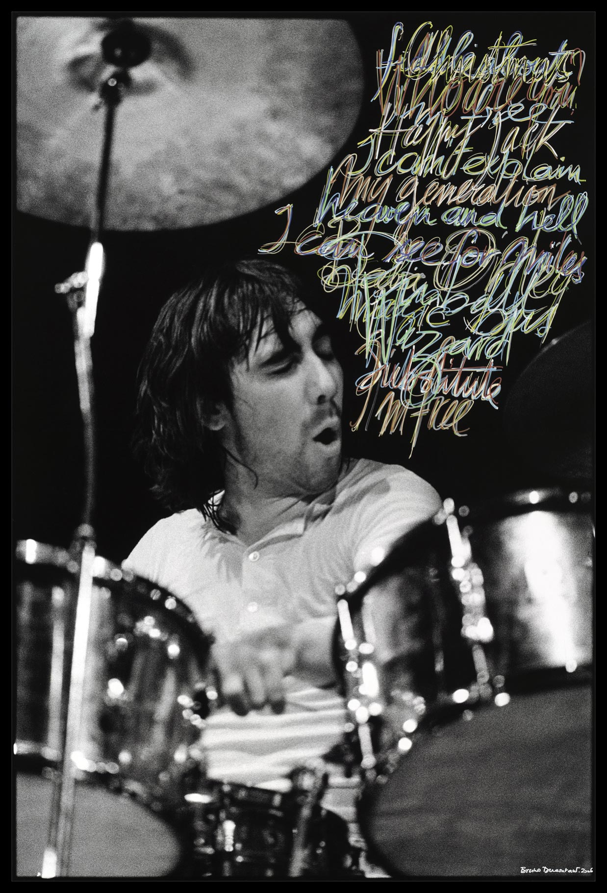 KEITH MOON (The Who)