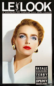 "Yves Saint Laurent - ""Fatale"" by Terry"