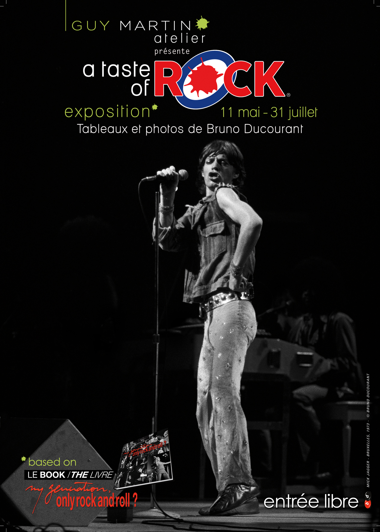 """A Taste Of Rock"" (Mick Jagger)"