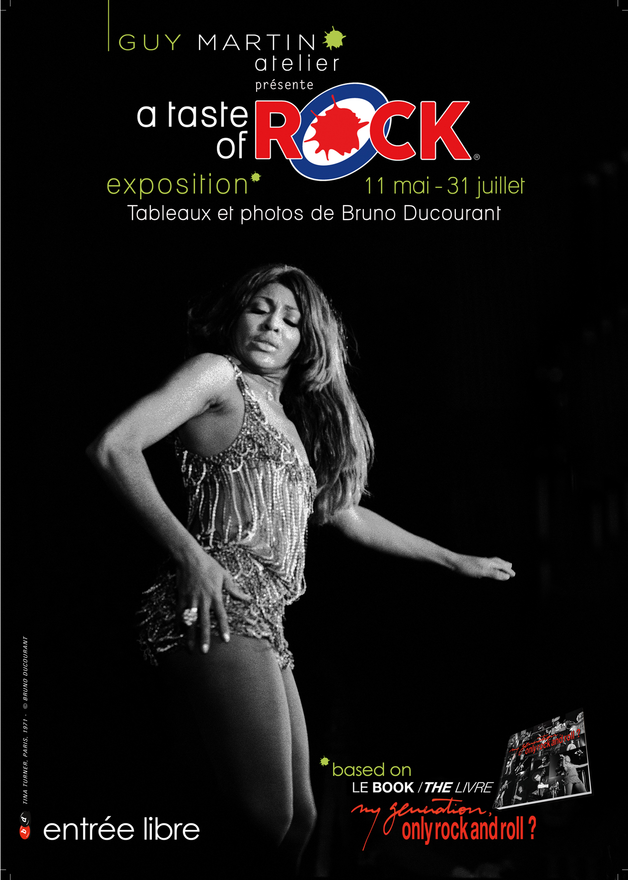 """A Taste Of Rock"" (Tina Turner)"