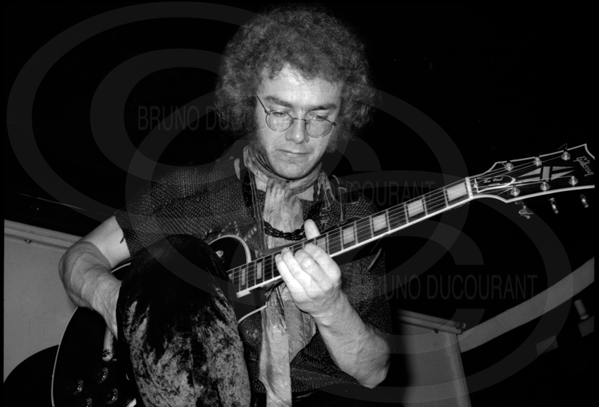ROBERT FRIPP (King Crimson)