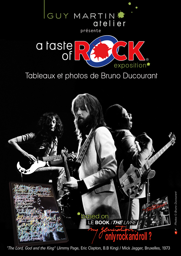 """A Taste Of Rock"" (Lord, God & King)"