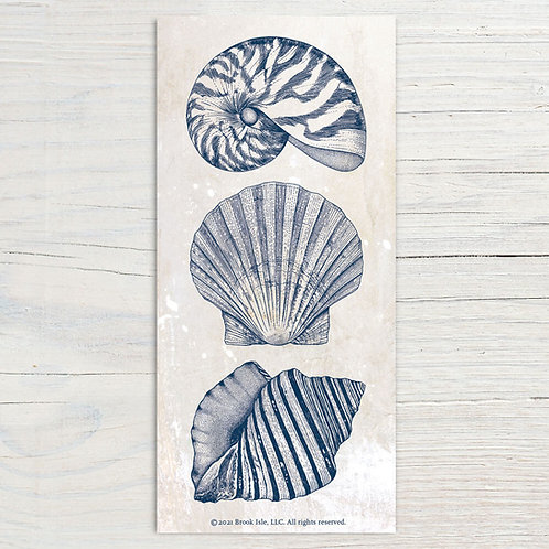 Shells on Sand Bookmark