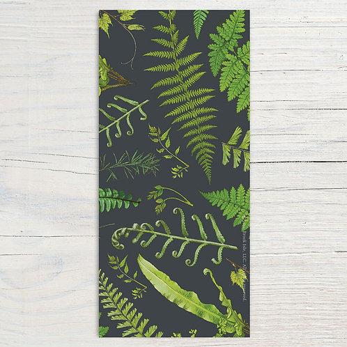 Fern Specimen Bookmark