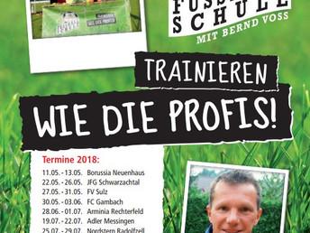 Bernd Voss-Fussballcamp 2018 in Tiefenbach