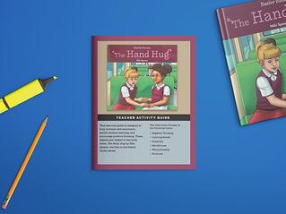 The Hand Hug Teacher Activity Guide Cove