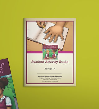 The Hand Hug Student Activity Guide Cove