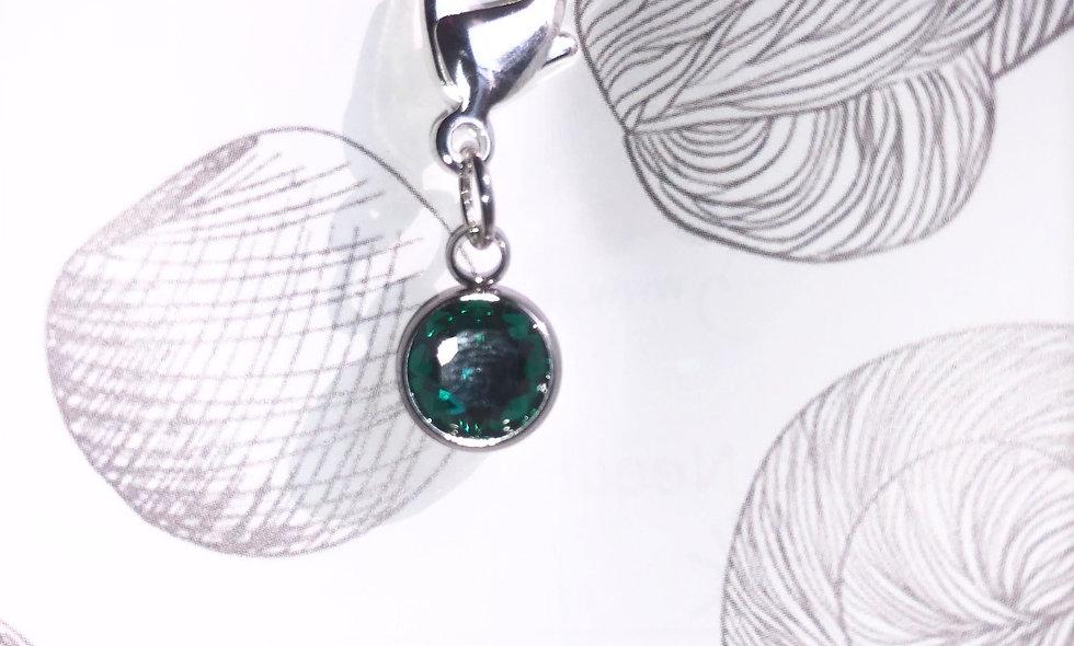 Emerald Colored Progress Keeper