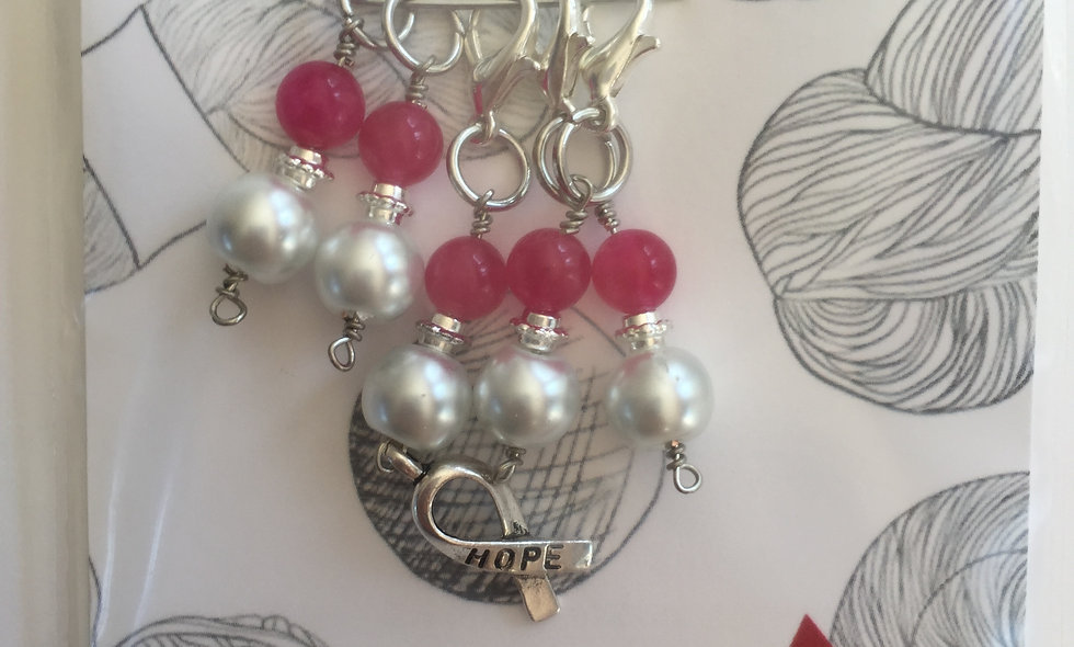 Hope Stitch Markers