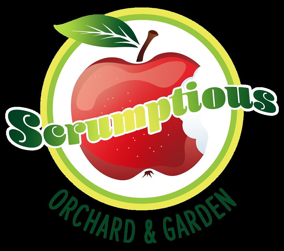 logo Scrumptious Orchard & Garden