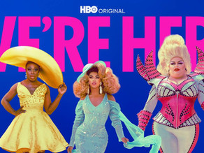 """HBO'S EMMY®-NOMINATED UNSCRIPTED SERIES """"WE'RE HERE"""" RETURNS  OCTOBER 11"""