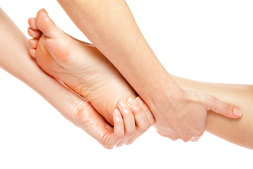 Gift Voucher - Invigorating foot and leg massage 30 mins