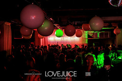 Nightclub Event Draping