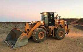 Cat 950K loader