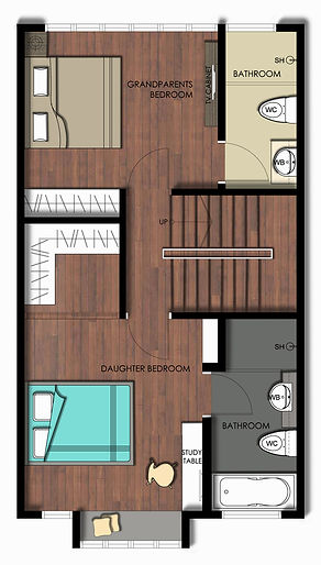 2nd Storey New Layout