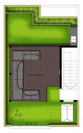 Roof Terrace New Layout